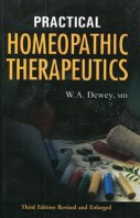 Download Practical Homeopathic Therapeutic by W A Dewey