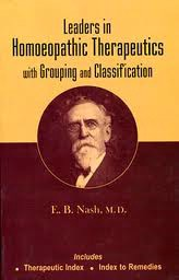 Homeopathic therapeutics